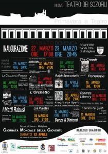 Teatro dei Sozofili - Modigliana
